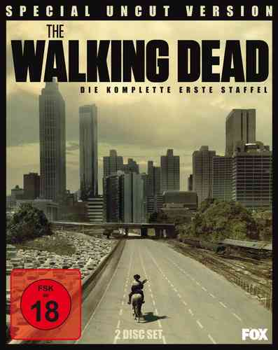 The Walking Dead- Staffel 1