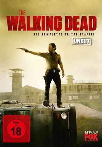 The Walking Dead- Staffel 3