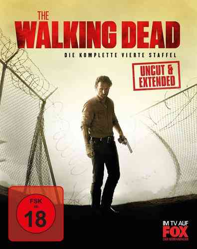 The Walking Dead- Staffel 4