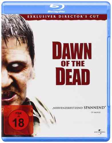 Dawn of the Dead BlueRay